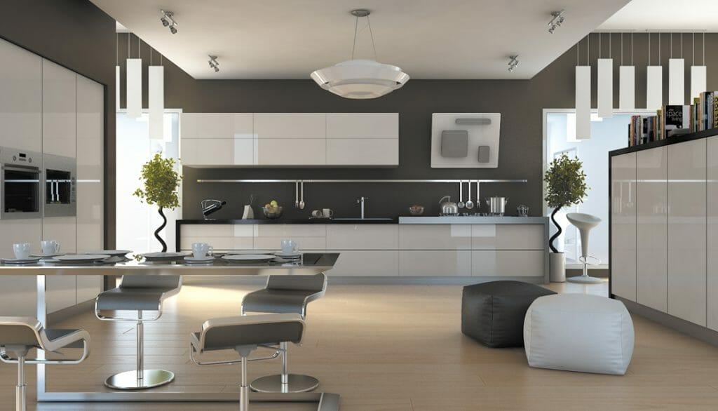 Cocina Moderna modelo Gloss