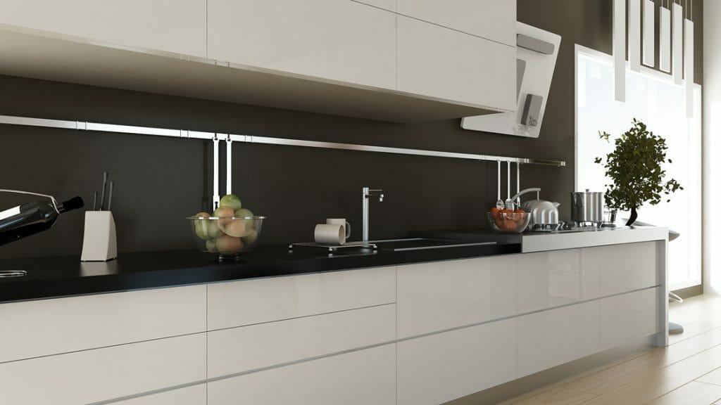 Cocina Moderna Modelo Gloss 2