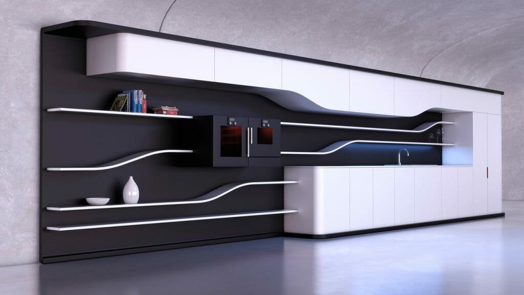 Cocina moderna modelo Smart