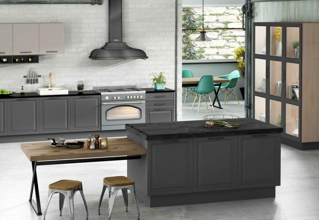 cocina innovadora modelo Essence
