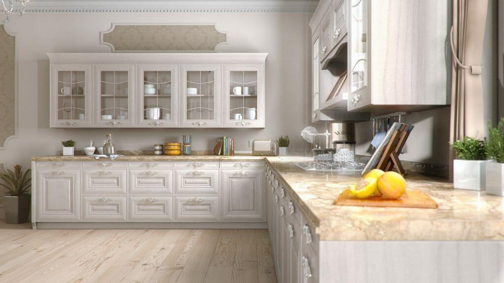 cocina clásica modelo Amira 2