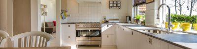 El montaje de cocina en el hogar